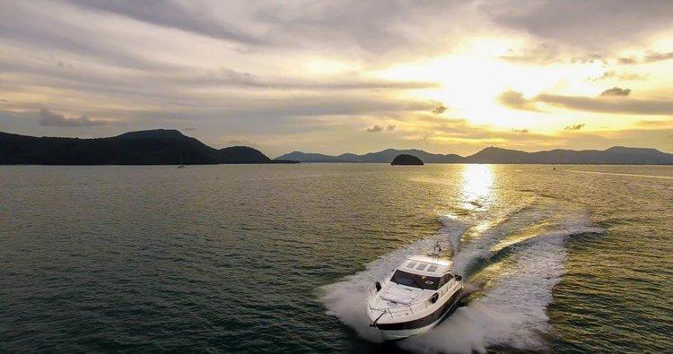 Custom's 56.0 feet in Phuket