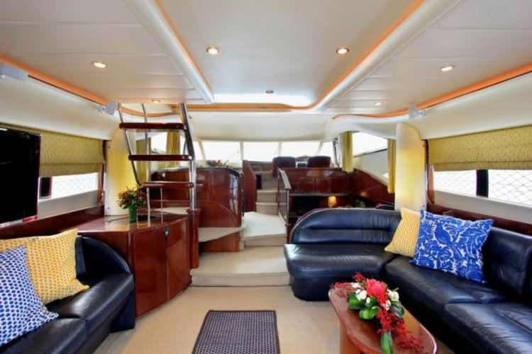 Motor yacht boat for rent in Phuket
