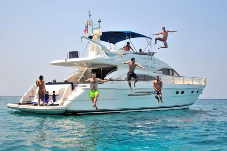 Custom's 65.0 feet in Phuket