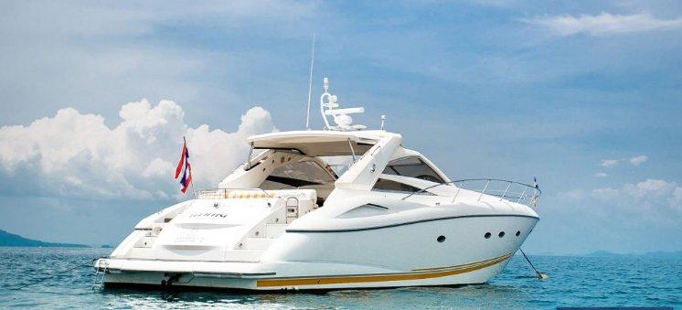 Boat for rent Custon 56.0 feet in Phuket, Thailand