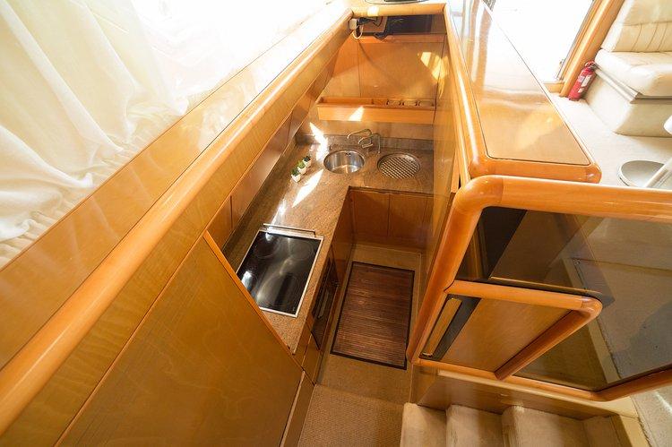 Boat for rent Ferretti 60.0 feet in Kos,