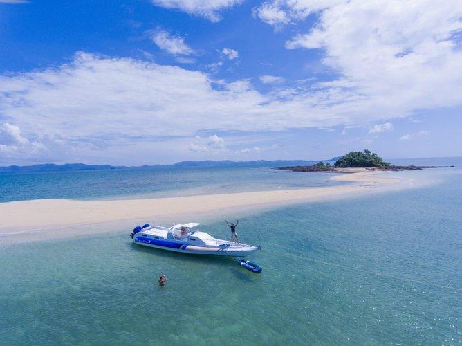 Interceptor's 50.0 feet in Phuket