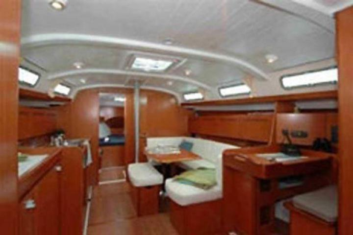 Beneteau boat for rent in Phuket