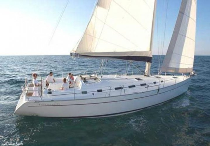 Have fun in Phuket, Thailand aboard Beneteau Cyclades 50.5
