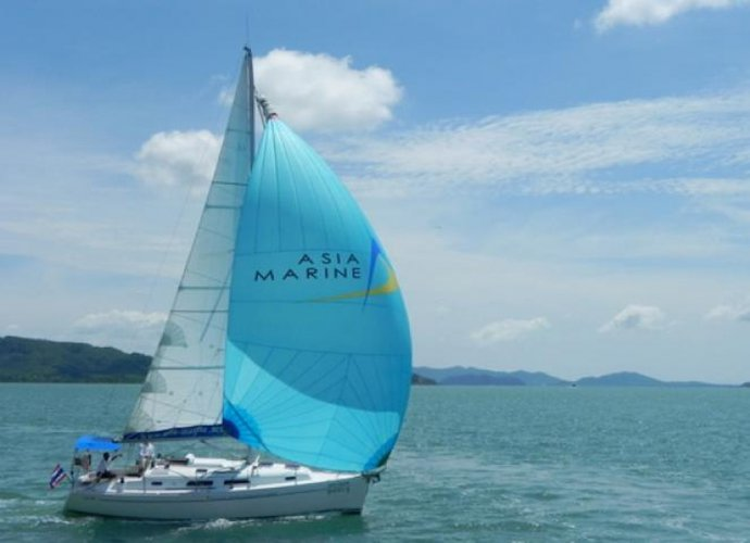 Set your dreams in motion in Phuket, Thailand aboard  Hanse 31