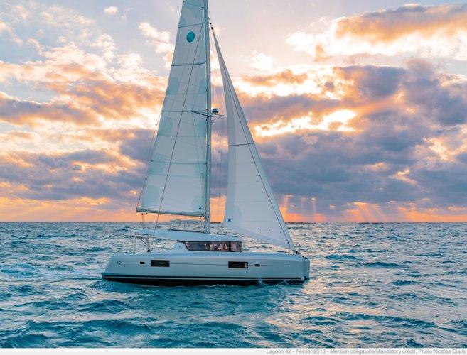 Explore Phuket aboard a brand new Lagoon 42