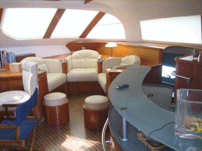 Boat for rent Custom 57.41 feet in Elba, Italy