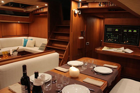 Discover Arzachena Ot surroundings on this Wally 83 Custom boat
