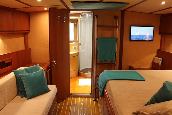 Boat for rent Custom 83.0 feet in Arzachena Ot, Italy