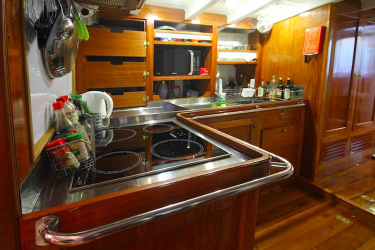 Boat for rent Custom 95.0 feet in Mergui Archipelago,