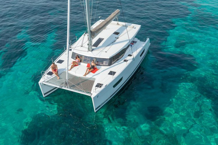 Boating is fun with a Catamaran in Key West