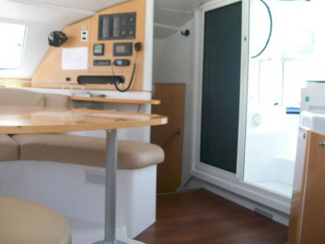 Boat for rent Fountaine Pajot 39.1 feet in Phuket, Thailand