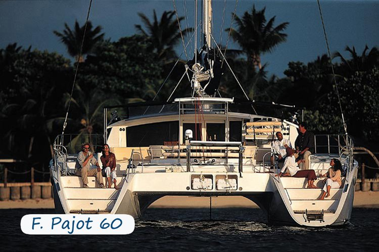Charter a 60' cruising catamaran in Italy