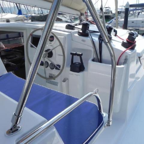 Boat for rent Fountaine Pajot 41.0 feet in Phuket, Thailand