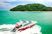 Climb aboard 43' Azimut in Phuket, Thailand