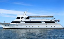 Indulge in Luxury in California aboard 108' dazzling & opulent motor yacht