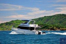 Enjoy cruising in Phuket, Thailand aboard 38' power catamaran