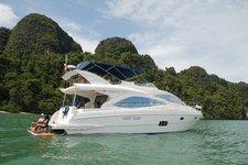 Enjoy cruising in Phuket, Thailand aboard 56' Majestic