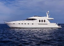 Charter a 72' Motor yacht in Lisbon, Portugal