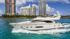 thumbnail-1 Joyce 84.0 feet, boat for rent in Miami Beach,