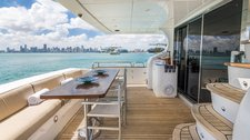 thumbnail-5 Joyce 84.0 feet, boat for rent in Miami Beach,