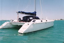 Amazing 37' Cruising Catamaran available for charter in Italy