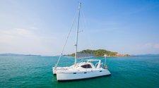 Enjoy sailing in Phuket, Thailand aboard 40' Admiral