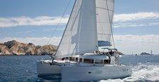 Charter a 40' Cruising Catamaran in Phuket, Thailand