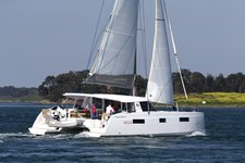 Enjoy Phuket, Thailand aboard 40 ft cruising catamaran