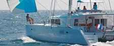 Indulge in luxury in Phuket, Thailand aboard Lagoon 450
