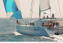 Cruise in style in Phuket, Thailand aboard Lagoon 450 E