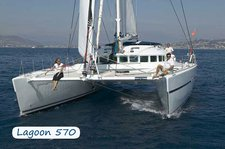 Set sail in Elba, Italy aboard 56' cruising catamaran