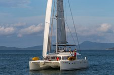 Enjoy Day Trips in Phuket, Thailand aboard a 56' cruising catamaran