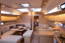 thumbnail-7 Dufour 41.0 feet, boat for rent in Alcantara, PT