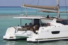 thumbnail-16 Fountaine Pajot 39.0 feet, boat for rent in Key West, FL