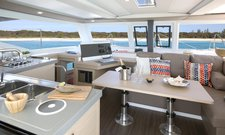 thumbnail-3 Fountaine Pajot 39.0 feet, boat for rent in Key West, FL