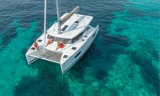 thumbnail-10 Fountaine Pajot 39.0 feet, boat for rent in Key West, FL