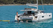 Enjoy cruising in Phuket, Thailand aboard Fountaine Pajot Saona 47