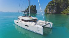thumbnail-1 Lagoon 52.0 feet, boat for rent in Phuket, TH