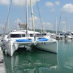 Enjoy sailing in Phuket, Thailand aboard Fountaine Pajot Lipari 41