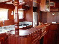 thumbnail-20 Ethemoglu 87.0 feet, boat for rent in Bodrum, TR