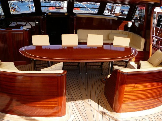 Boat for rent Gulet 114.0 feet in Bodrum/Muğla, Turkey