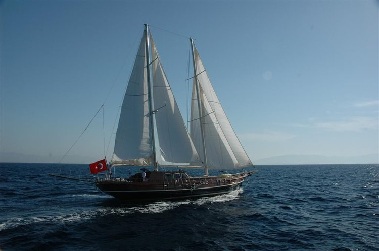 Boat for rent Ethemoglu 87.0 feet in Bodrum Marina,