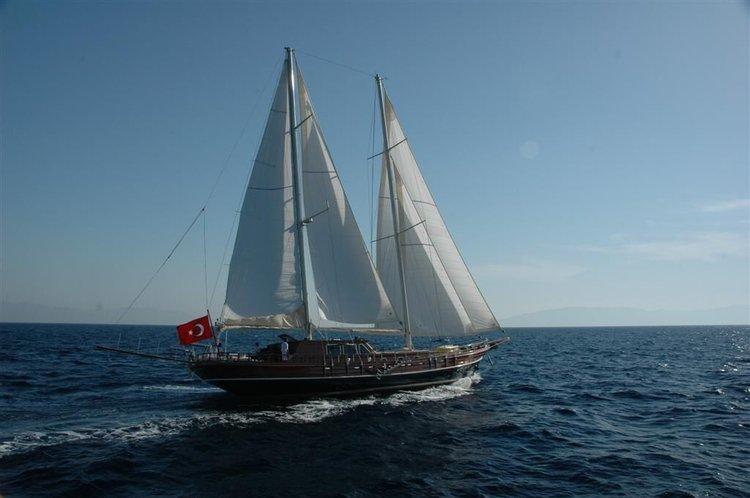 Boat for rent Ethemoglu 87.0 feet in Bodrum Marina, Turkey