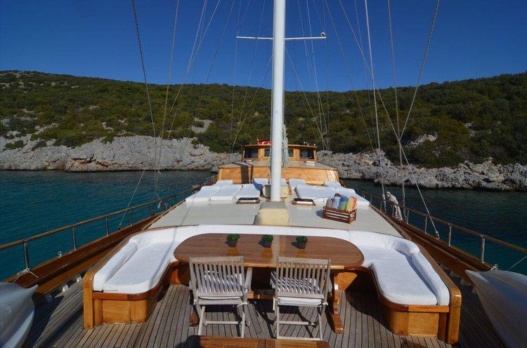 Boat for rent Custom 97.0 feet in Bodrum/Muğla, Turkey