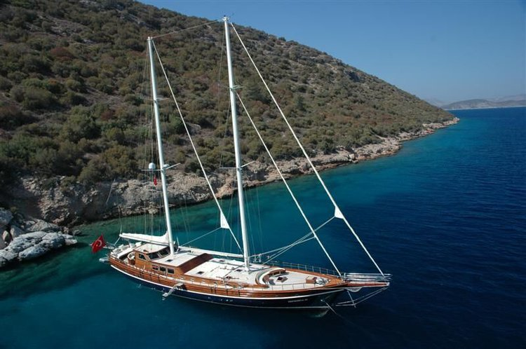 Boating is fun with a Classic in Bodrum/Muğla