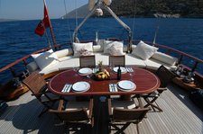 thumbnail-12 Ethemoglu 87.0 feet, boat for rent in Bodrum, TR