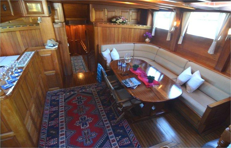 Discover Bodrum/Muğla surroundings on this Custom Custom boat