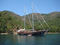 Explore the best of the Aegean on a gorgeous 32m gulet