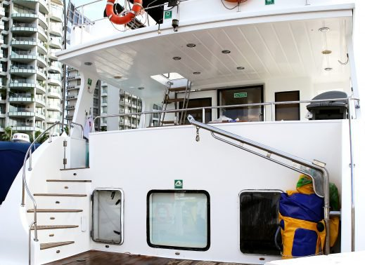 Motor yacht boat for rent in Sentosa Cove